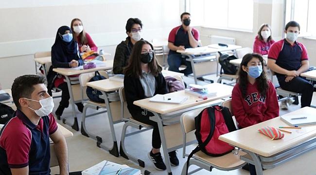 Yüz Yüze Eğitimde Üçüncü Aşama 2 Kasım Pazartesi Başlıyor