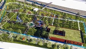 Biga'ya Millet Bahçesi