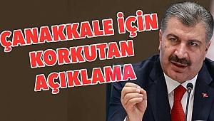 Çanakkale'de korkutan artış!