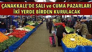Başkan Gökhan halk pazarlarının akıbetini açıkladı!