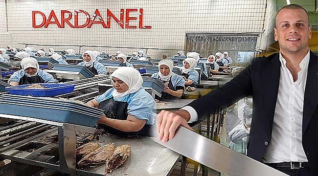 """""""Çanakkale'de üretilen ton balığını tüm dünyaya sevdireceğiz"""""""