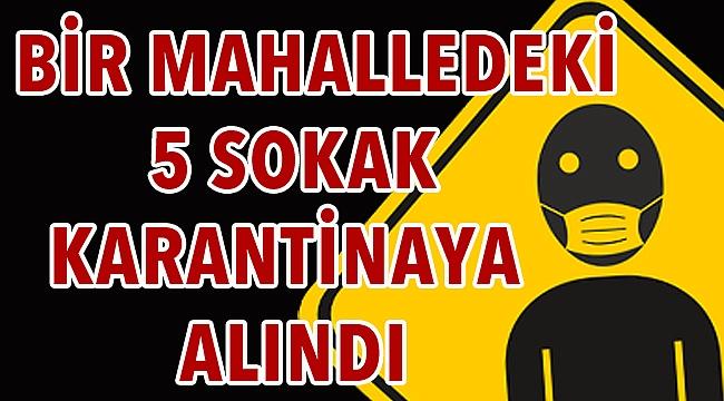 Çanakkale'de yeni karantina kararları!