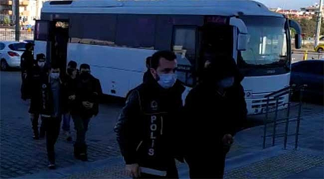 Cezaevi firarisi Çanakkale'de yakalandı!
