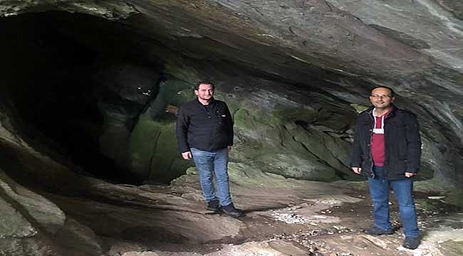 O mağara turizme kazandırılıyor