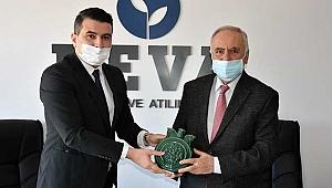 Başkan Gökhan'dan DEVA ve Gelecek Partisi ziyareti