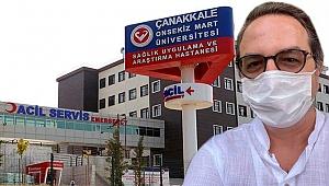 """""""Çanakkale'de ciddi anlamda hasta sayısında azalma var ama…"""""""