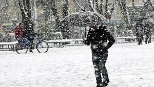 Çanakkale için kuvvetli kar yağışı uyarısı!