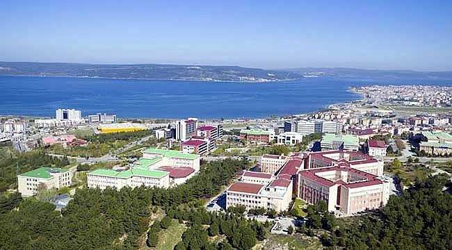 ÇOMÜ'de7 yeni program açıldı