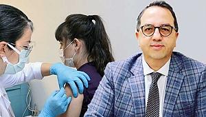 """""""Aşıyı Hızla Yapmak, Dolaşımdaki Virüsü Azaltmak Lazım"""""""