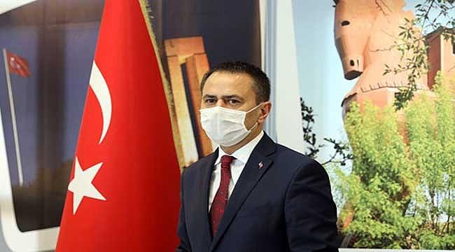 Çanakkale Valisi Aktaş'tan koronavirüs açıklaması!