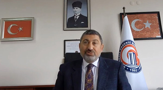 ÇOMÜ Tıp Fakültesi Dekanından 'Aşı' Çağrısı!
