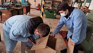 Çanakkale'de 'Mesleki Eğitimde 1000 Okul Projesi' Çalışmaları Sürüyor