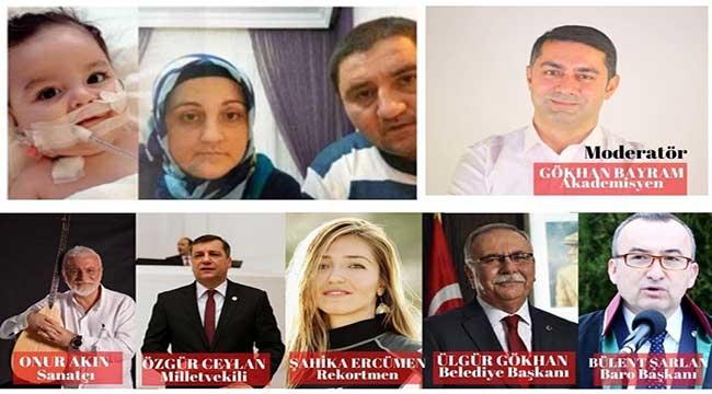 SMA'lı Ahmet Alp için anlamlı kampanya