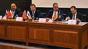 Çanakkale & Ternopil İşdünyası Ekonomik İşbirliği Protokolü İmzalandı