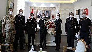 Jandarma Teşkilatının 182. Kuruluş Yıl Dönümü