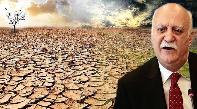 """""""Toprak kaybı, her yıl dünyada Türkiye nüfusunun 14 katı kadar insanı etkiliyor"""""""