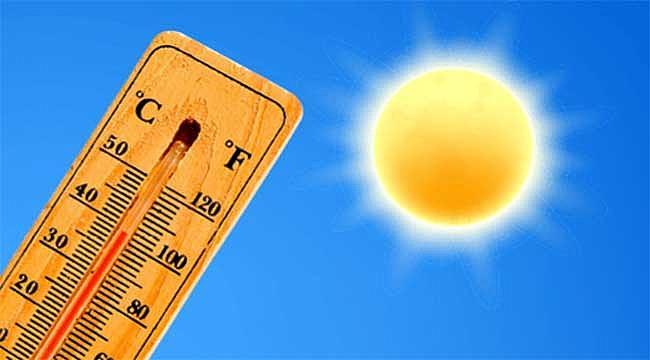 Çanakkale'de sıcaklar artacak!