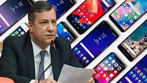 Çanakkale Milletvekili Cep Telefonu İçin Taksit Artırımı İstedi