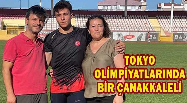Çanakkaleli ailenin olimpiyat gururu