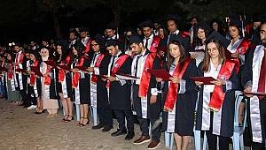 ÇOMÜ Tıp 137 mezun verdi