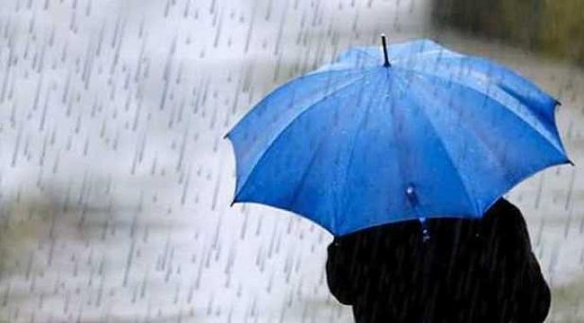 Çanakkale'ye yağmur geliyor!