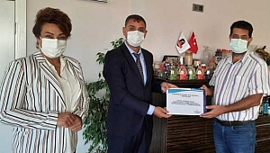 İŞKUR, 'Aşı Ol, Güvenle Çalış' Çağrısını Ezine ve Bayramiç'e Taşıdı