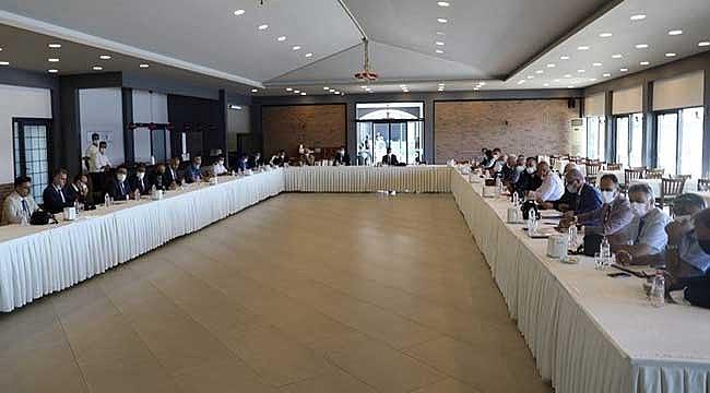 Eğitim ve Öğretim Yılı Hazırlık Toplantısı Yapıldı