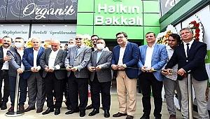 'Halkın Bakkalı' yeni şubesi ile hizmette