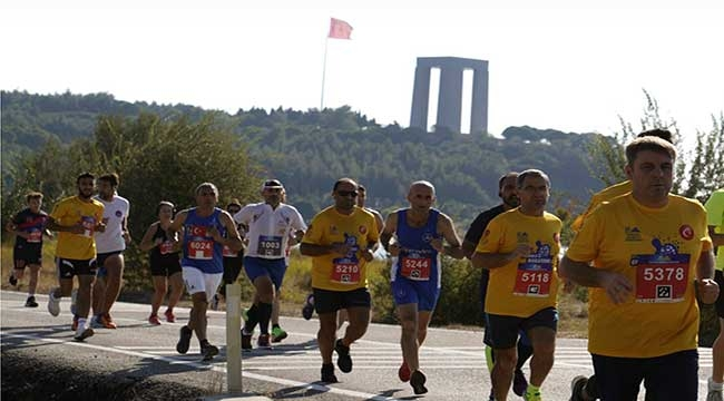 Pes Etmeyenlerin İzinden Koşan Maraton