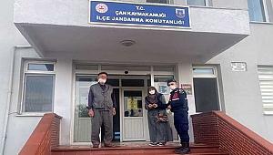 Sahte Jandarmayı, Gerçek Jandarma Dedektifleri Yakaladı
