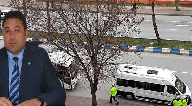 """""""Tekrardan Troya Caddesini ilçe minibüslerinin kullanmaları sağlanmalıdır"""""""