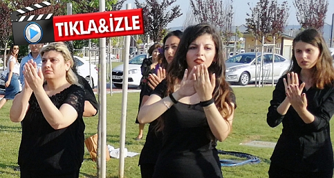 İşaret Diliyle Çanakkale Türküsü